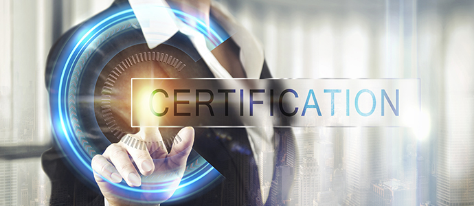 Certificates and guidelines